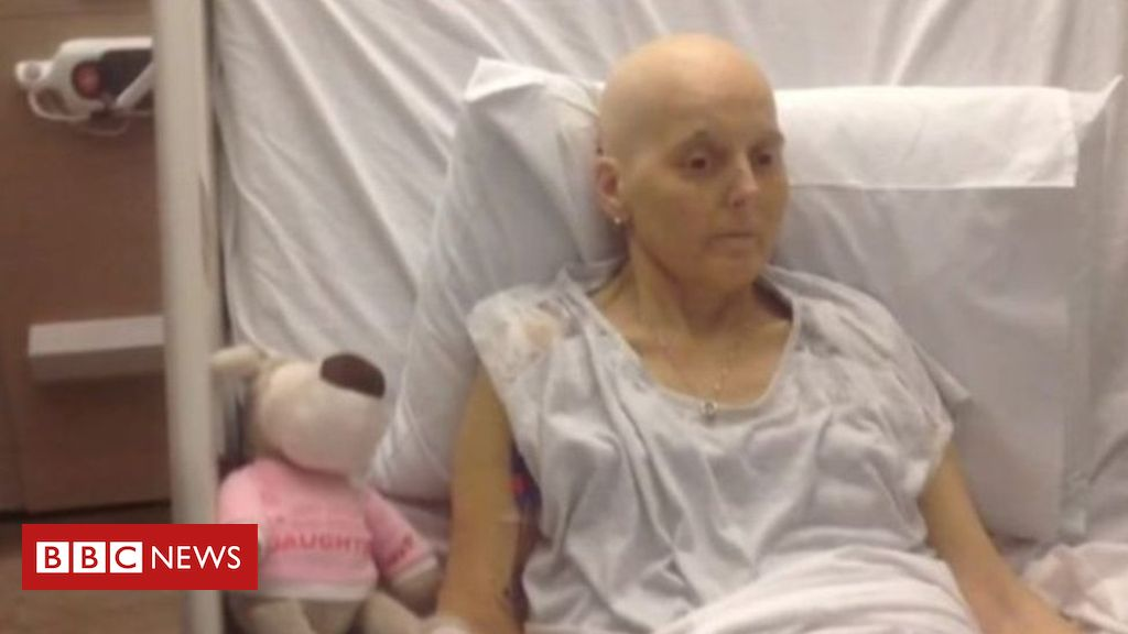 105621818 p070nzyg - Cervical cancer victim: 'I'm going to die'
