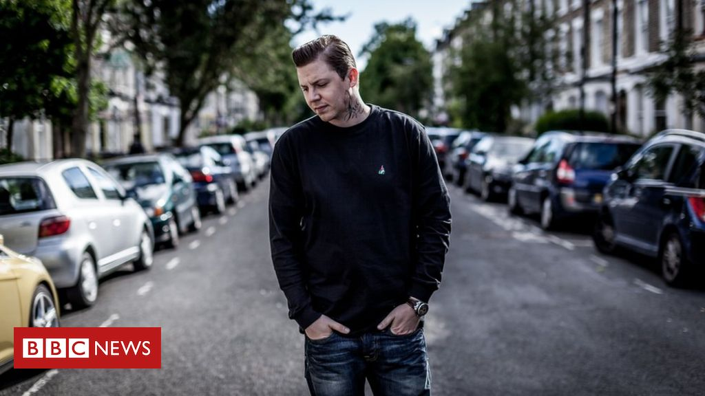 105622828 mediaitem105622827 - Professor Green: Rapper fractures neck during seizure