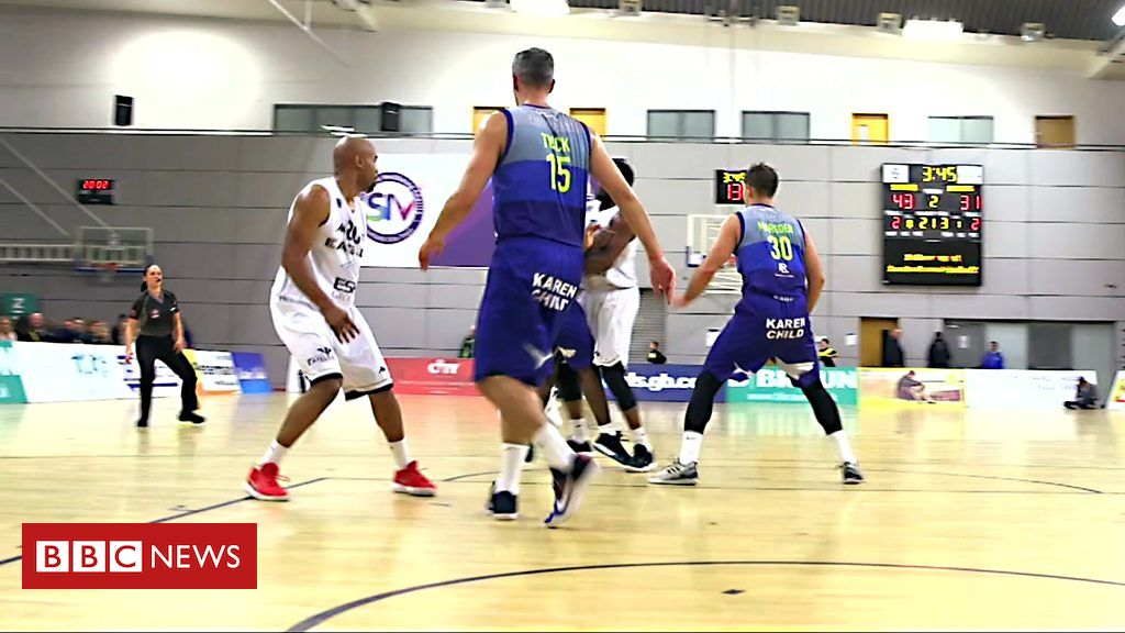 105630031 p070rf41 - The basketball coverage directed and filmed by AI