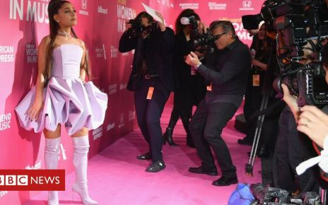 105652309 gettyimages 1069267928 - Ariana Grande: How the Thank U, Next singer reached 'peak popularity'