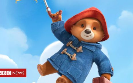 105653596 launch poster - Paddington returns as a TV series with the voice of Ben Whishaw