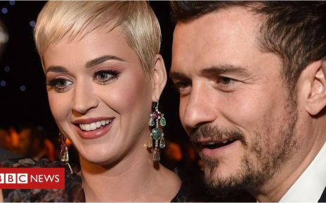 105661840 gettyimages 1129234357 - Katy Perry and Orlando Bloom 'get engaged'