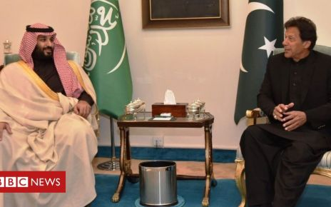 105684781 imranmbs - Saudi Arabia signs $20bn in deals with Pakistan