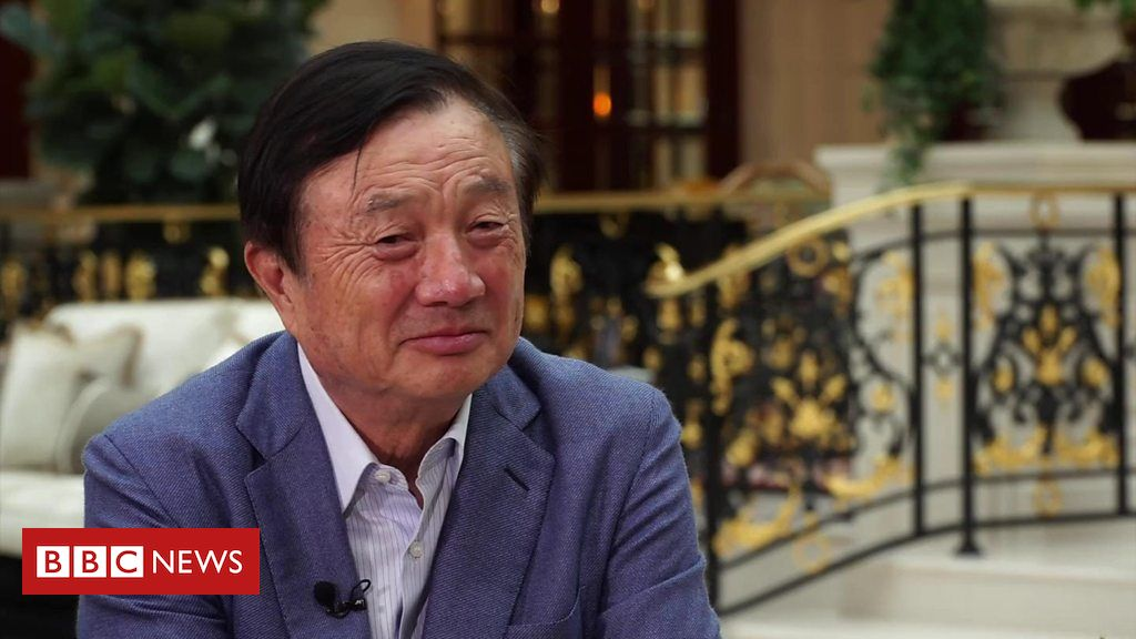 105697264 p07189lf - Ren Zhengfei described the arrest of his daughter as politically motivated.