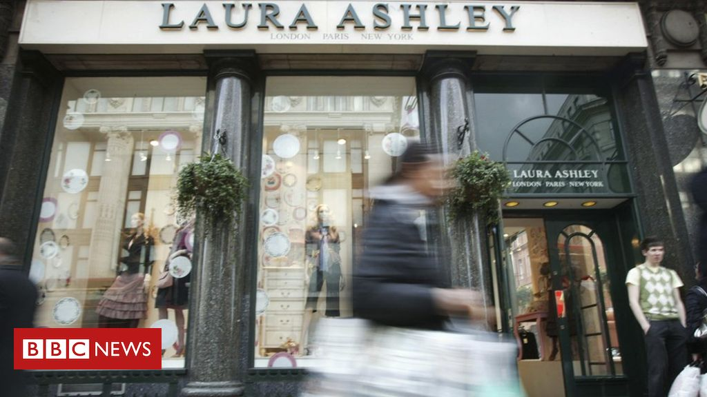 105714994 gettyimages 494579201 - Laura Ashley profit warning as sales slump