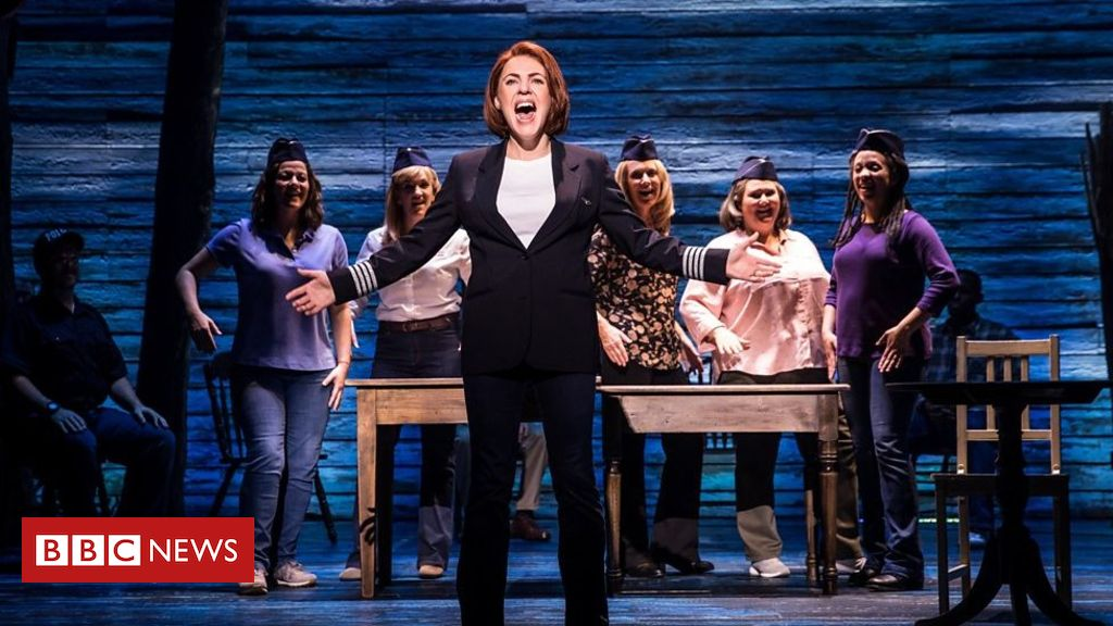 105728523 p071j738 - Beverley Bass inspires new musical Come From Away