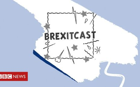 105747990 p071k63l - Laura Kuenssberg and the Brexitcast podcast crew have a mix to get you through Brexit