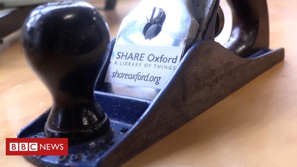 105749087 p071nts5 - Oxford library of things: The place you can borrow a drill