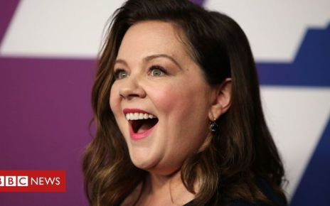 105752396 mccarthyreu - Melissa McCarthy: Oscar-nominated actress wins a Golden Raspberry