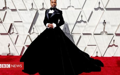 105774761 oscars 2 - Oscars 2019 pictures: Red carpet glamour