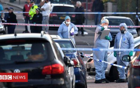 105796955 hi052524331 - Wood Green murder: Man stabbed in front of children at hair salon