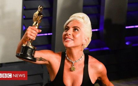 105802985 gagaa - Oscars 2019: Higher ratings and after-party fun