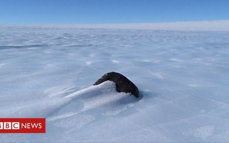 105832705 p07254yt - Hunting for space rocks in Antarctica