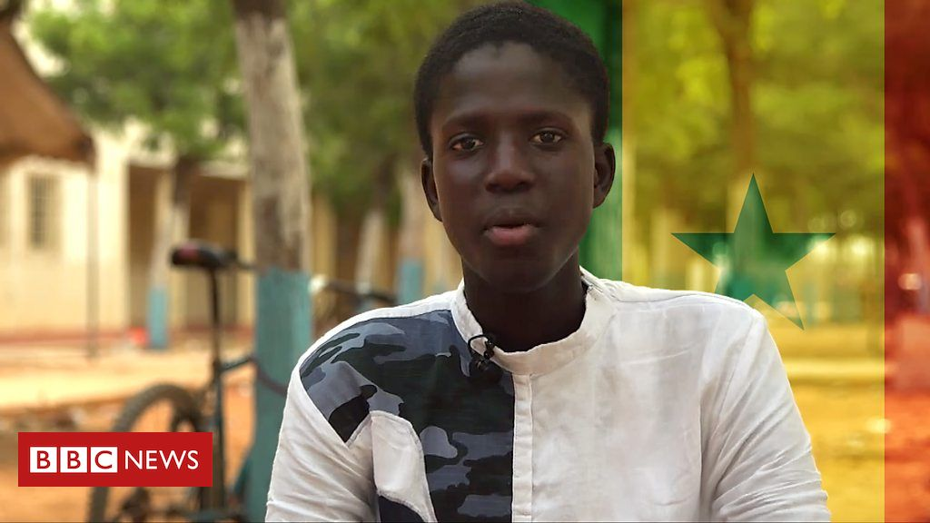 105834694 p0725h40 - Senegal: The life of a 17-year-old in Dakar