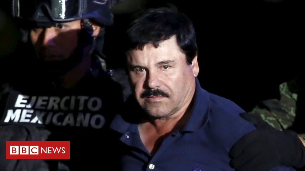 87579338 87579337 - Drug lord 'El Chapo' found guilty in US