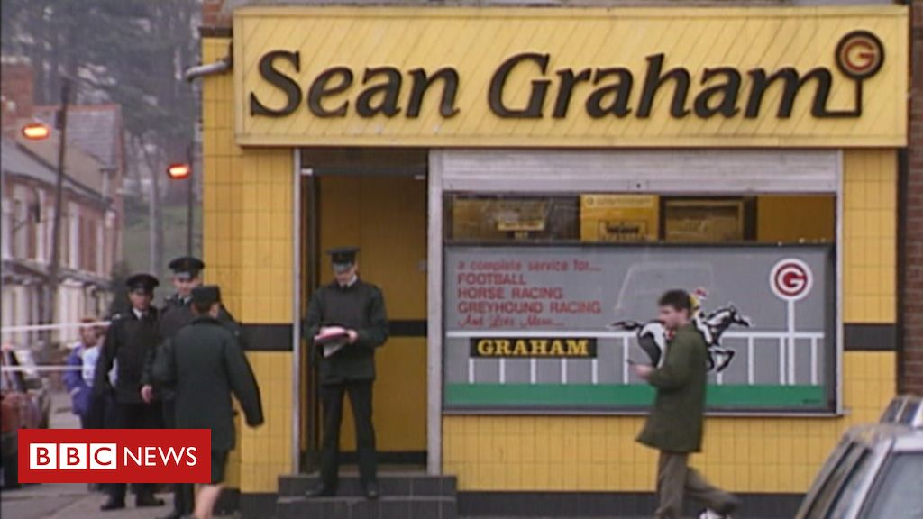 93972719 seahgraham2 - Betting shop killings: Police sorry for disclosure 'error'