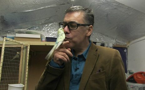 p0701p92 - The defected diplomat turned Barnsley budgie vlogger