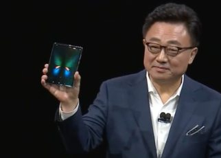 p071j1py - Galaxy Fold: The internet reacts to Samsung's flexible phone