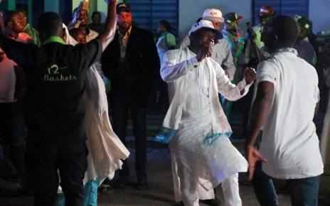 p0721px7 - Nigeria election: Atiku Abubakar rejects Muhammadu Buhari's victory