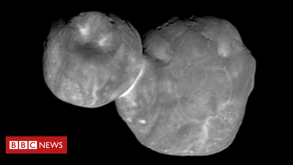 105337400 image1 - New Horizons: Ultima Thule 'a time machine' to early Solar System