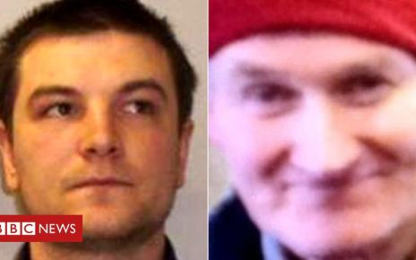 105428652 splitmckandiesidebottom - Handyman Brian McKandie's murderer Steven Sidebottom jailed for life