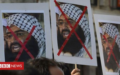 105659581 gettyimages 503341958 - Masood Azhar: Jaish-e-Mohammed leader listed as terrorist by UN