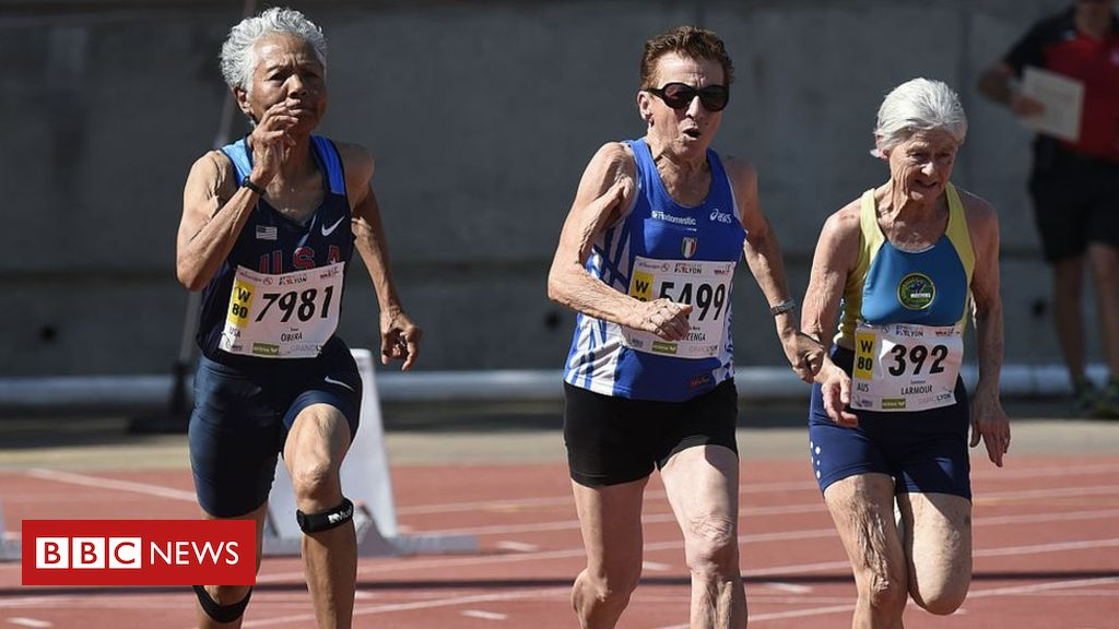 105838253 ireneobera - Could you run a marathon in your 80s?