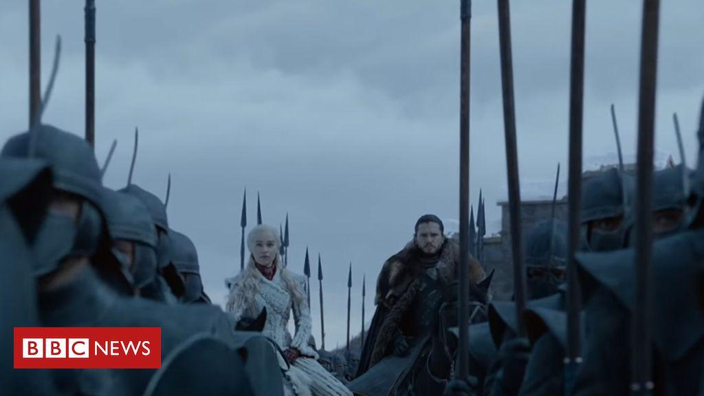 105909501 dandj - Game of Thrones final season trailer reaction from a superfan