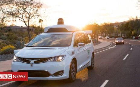 105927532 mediaitem102690240 - Google spin-off Waymo to sell Lidar it fought Uber on