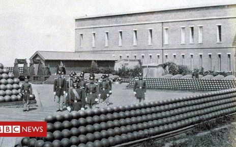 105937275 8fb33f05 25ae 411f b836 fbc4f73df470 - US Civil War-era tunnels and buildings found under Alcatraz prison