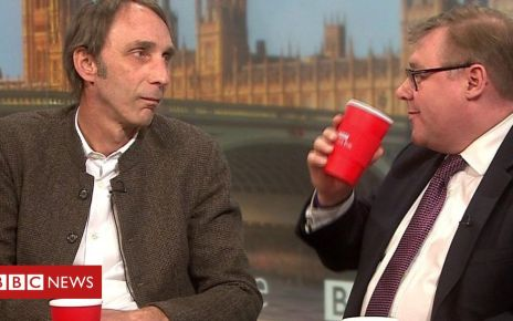 105947842 p072z501 - Brexit: Will Self and Mark Francois on racists and anti-Semites
