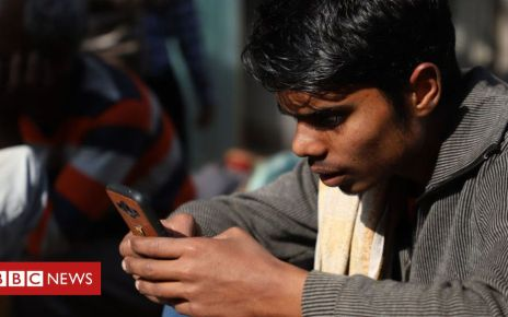105975756 gettyimages 1096674272 1 - Indian social media rules 'hard to enforce'