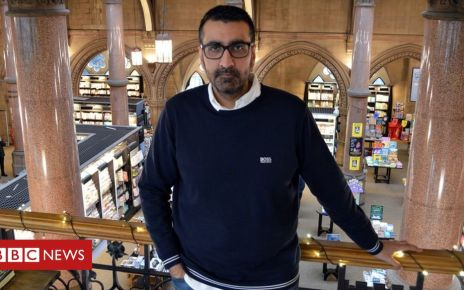 105993350 cut3 - Crime author AA Dhand: Life and death on Bradford's 'forgotten' streets