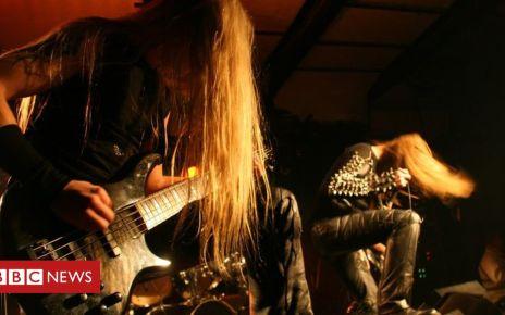 105995004 mediaitem105995003 - Death metal music inspires joy not violence