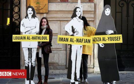 106004150 052808276 - Saudi Arabia puts women's rights activists on trial