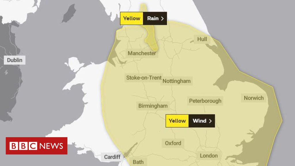 106017080 w2 - Flood and wind weather warnings in place across Wales