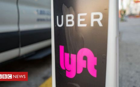 106029826 uber lyft - Uber planning stock market flotation 'in April'