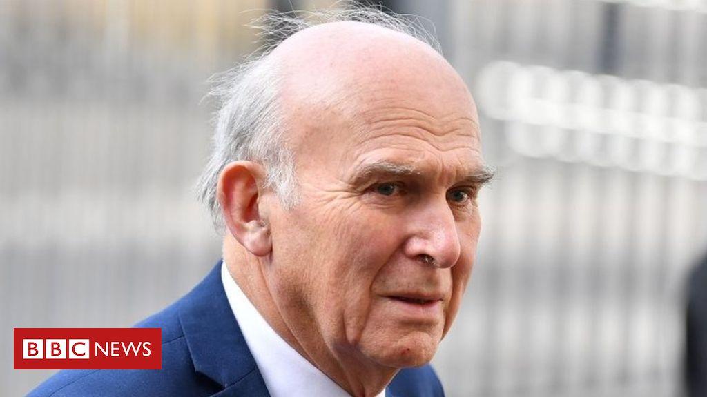 106030012 e9724bdf b018 44d6 87c2 376a65cb9baf - Sir Vince Cable to quit as Lib Dem leader in May