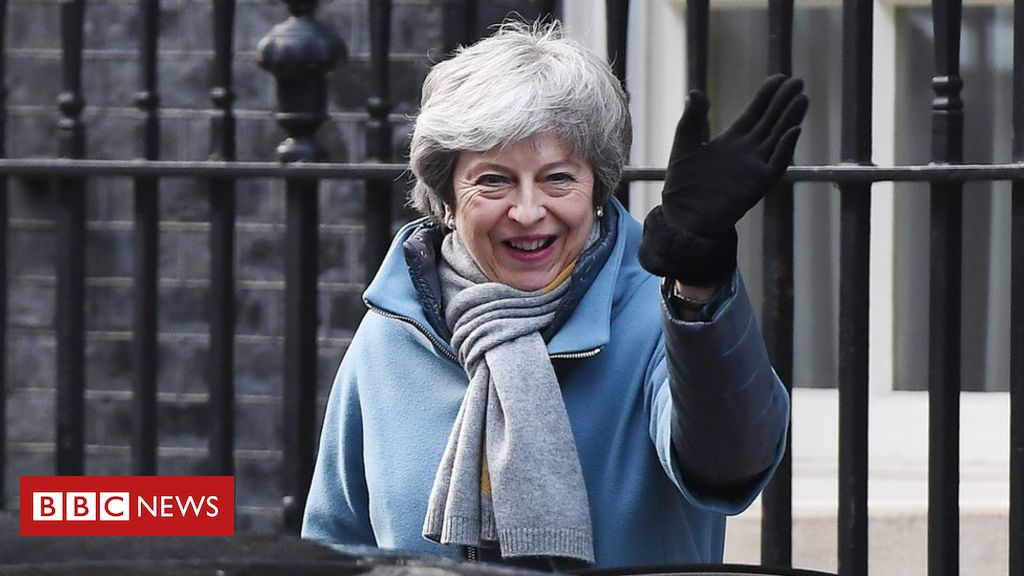 106031751 hi052937324 - Brexit: May to try to persuade MPs for third time to back deal