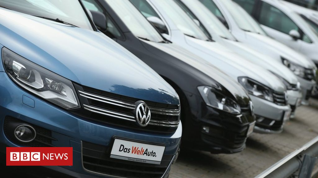 106032452 vw - Volkswagen and former boss face US lawsuit over Dieselgate