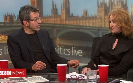 106040592 p073npnf - George Monbiot and Suzanne Evans on climate change protests