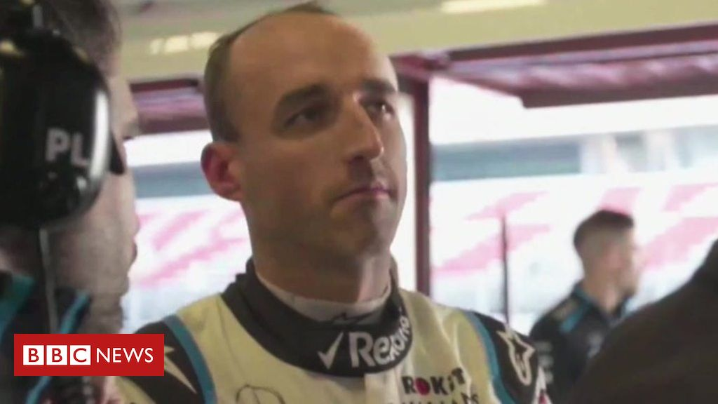 106045640 p073q7h3 - Polish Formula 1 driver Robert Kubica returns to the sport after a serious accident
