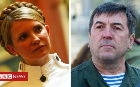 106078067 p073xjmc - Ukraine election: The 'clone' candidate for president?