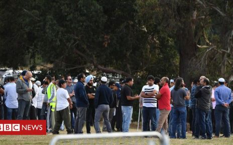 106101044 hi053054612 - Christchurch shootings: First funerals for victims of mosque attacks