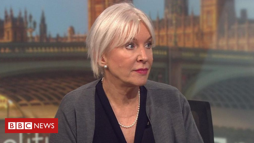 106112027 p07430ms - Nadine Dorries on PM's Brexit deal