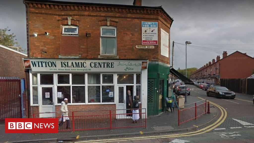 106118622 capture - Birmingham mosque attacks probed by terrorism officers