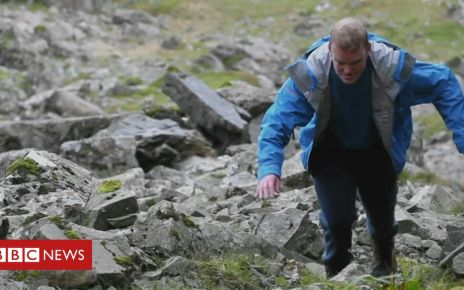 106170318 spencer3 - Anglesey autistic man conquers mountains