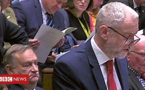 106173479 p074k64x - Brexit handling 'national embarrassment'