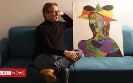 106180091 picasso1nofilter - Stolen Picasso portrait of Dora Maar found after 20 years