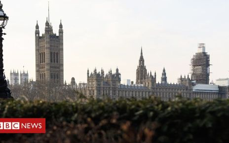 106221505 wminster - Brexit: MPs face new vote on withdrawal deal